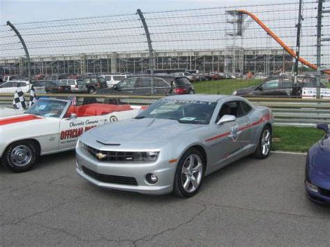 used camaro 2009 buy used 2009 10 camaro ss indy pace car 1 of only 25
