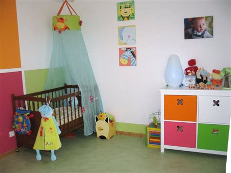 chambre enfant bebe chambre b 233 b 233 photo 1 6 la chambre de notre petit