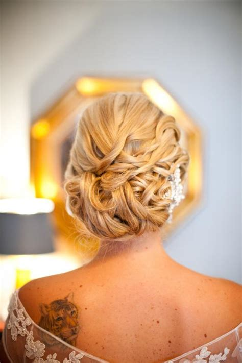 Wedding Hair Updo Soft by Tarheelgrad98 S Wedding Hair Soft Updo Weddingbee Photo
