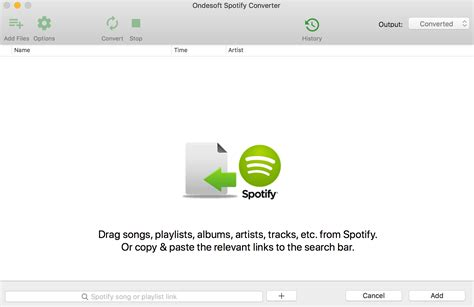 download mp3 from spotify android spotify music converter download and convert spotify
