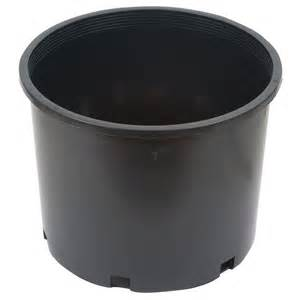 plastic squat pot 15 gal