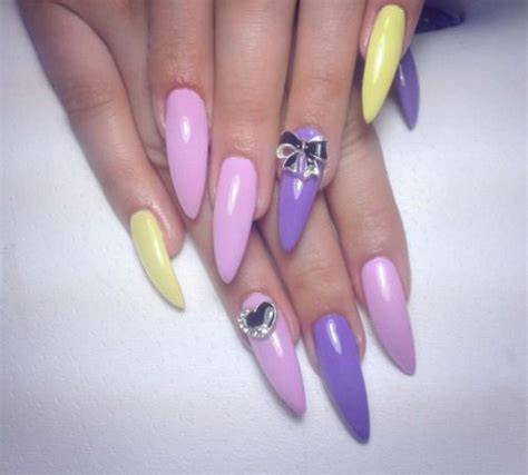 2015 new nail designs 15 easy spring nail art designs ideas trends stickers