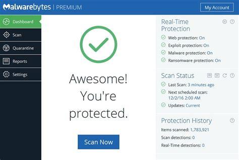 best anti malware free malwarebytes free cyber security anti malware software