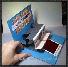 Diy Polaroid Pop Up Card Template by Cards That Move On Pop Up Cards Pop Up And