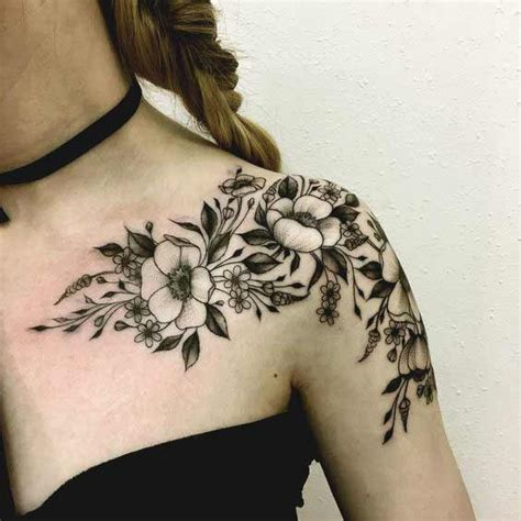 collarbone tattoos for men 50 stunning collar bone tattoos for and