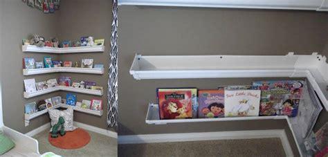 Diy Craft Projects diy gutter shelves diy projects usefuldiy com