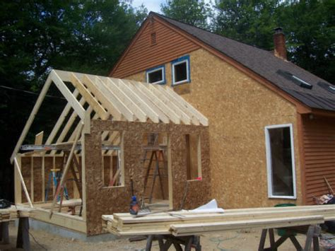 building onto your house room deck additions design contracting inc by mike