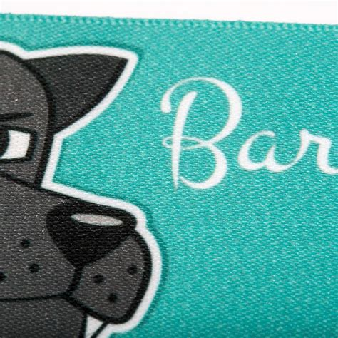 Fabric Labels For Handmade Items Uk - personalised fabric labels design satin clothing labels