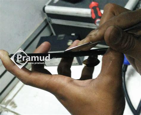 Ganti Layar 4 cara melepas layar lcd asus zenfone 5 dengan mudah pramud