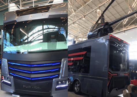 Home Zone Design Guidelines by Ces 2017 Furrion Elysium Luxury Rv Comes With A Mini