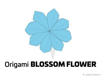 types of origami flowers different types of pretty origami flowers