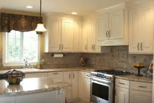 French White Kitchen Cabinets by French Country Kitchen Cabinets