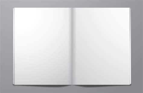 Paper Booklet Folding - white booklet