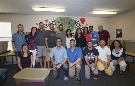 Sox Front Office by Sox Complete Week Of Community Service Activities In