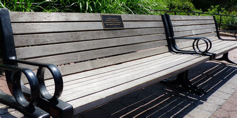 commemorative bench commemorative benches smithsonian s national zoo