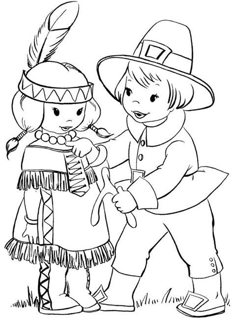 Indian And Pilgrim Coloring Pages Coloring Pages Coloring Pages Of Pilgrims