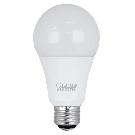 3 Way Led Light Bulbs Feit Electric 30 70 100w Equivalent Soft White A21 3 Way Led Light Bulb A30 100 Ledg2 The Home