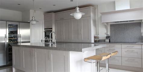 grey granite worktop white units search kitchen