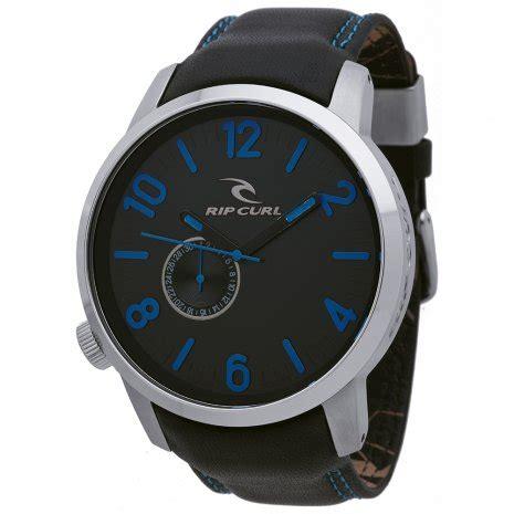 Ripcurl Leather rip curl a2480 107 fashion detroit 2 black blue