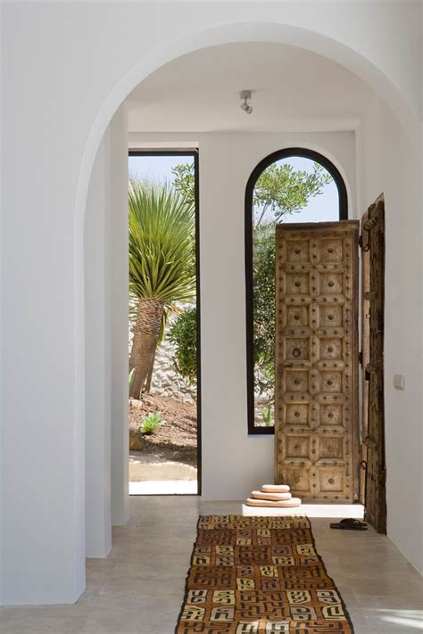 interieur maison espagnole