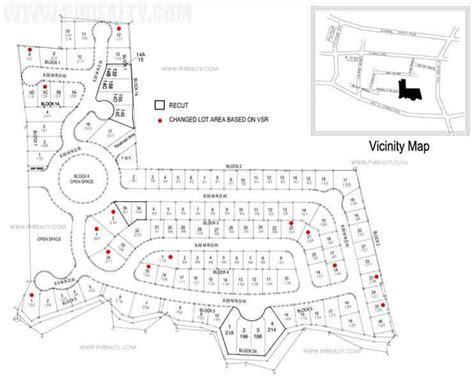 Plan Merida by Merida Site Development Plan