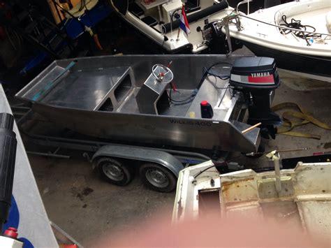 gebruikte consoleboot alluminum consoleboot willis 400