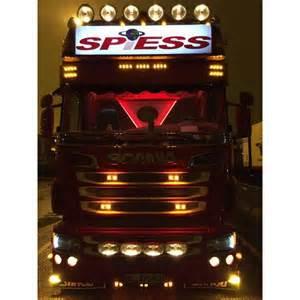 lkw led beleuchtung passend f 252 r scania lkw led positionsleuchte f 252 r