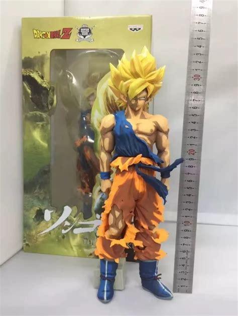 Banpresto Craneking Z Saiyan 2 Goku z new master saiyan goku