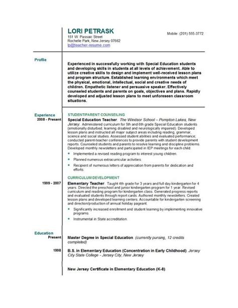 social studies resume exle resumes design