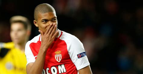kylian mbappe horoscope real madrid appear to have won the race to sign monaco