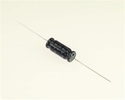 100uf 25v axial capacitor teb1e101mka nichicon capacitor 100uf 25v aluminum electrolytic axial 2020063983