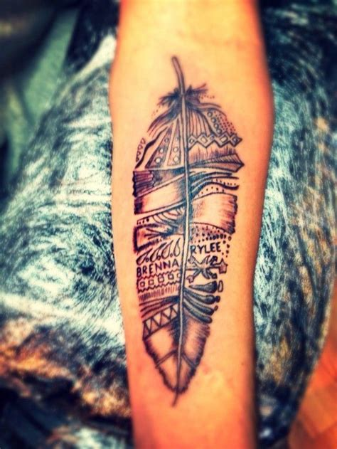 tattoo pen india 25 best ideas about tribal feather tattoos on pinterest