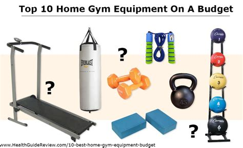 best home workout equipment budget goddess workout