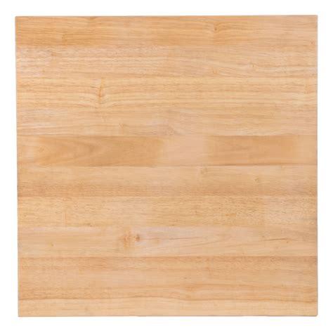 Choice 24 Quot X 24 Quot X 1 3 4 Quot Wood Cutting Board