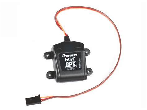 Gps Sender Empf Nger Auto by Graupner Gps Vario Module Alpha Graupner Hott S8437