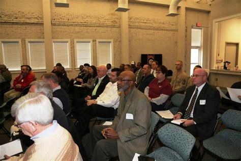 water gas and light albany ga gtpac hosts government contracting coffee break for