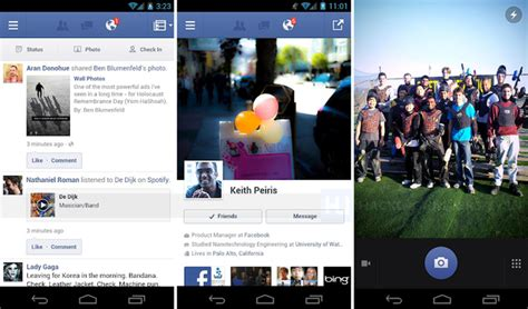 facebook full version for android free download facebook apk android app version 1 9 2 download