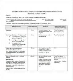 workshop agenda template agenda template 8 free word excel pdf format