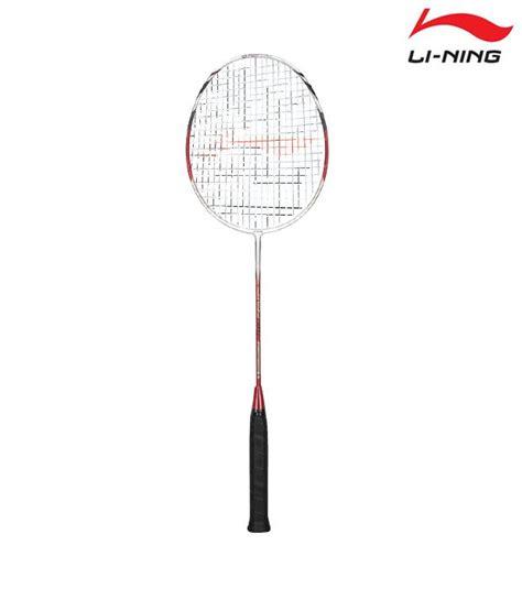 Raket Li Ning Windstorm N77 Ii li ning du jing yu yang windstorm n77 ii badminton