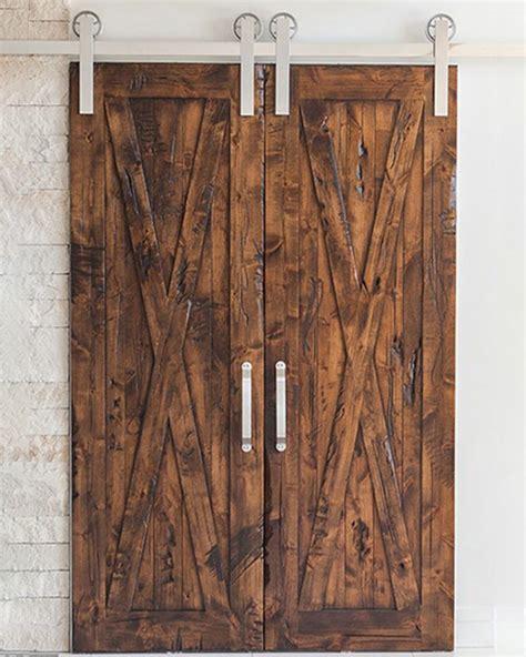 rustica barn doors sliding barn doors barn door hardware more rustica