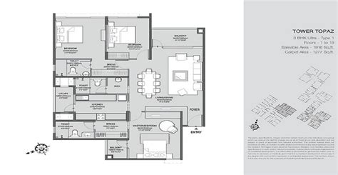 azure floor plan godrej azure check property review price