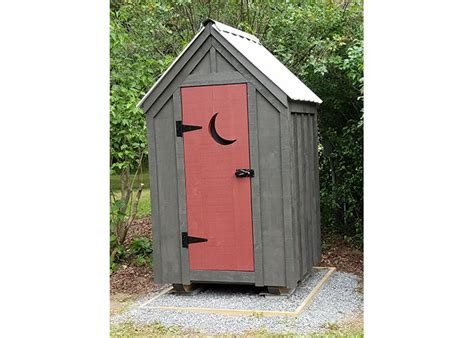 Outhouse Storage Shed by Out House Shed