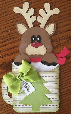 Reindeer Gift Card Holder - gift card holders on pinterest card holders gift cards and gift card boxes