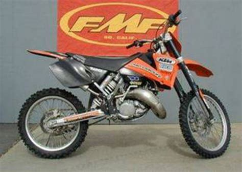 Ktm 125 Sx 1999 2008 Ktm 125 Sx Motorcycle Review Top Speed