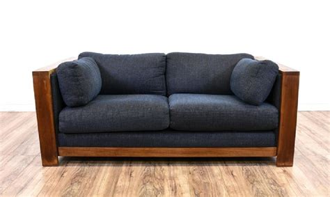 wooden frame sofa with cushions wood sofas with cushions energywarden
