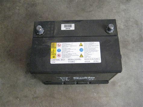Battery For Kia Sorento Kia Sorento 12v Automotive Battery Replacement Guide 018