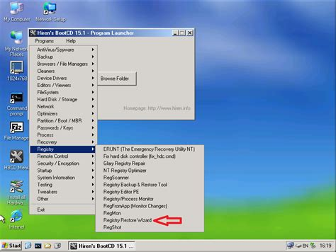 reset bios with hirens reparar arranque de windows xp con hirens boot roberto le 243 n