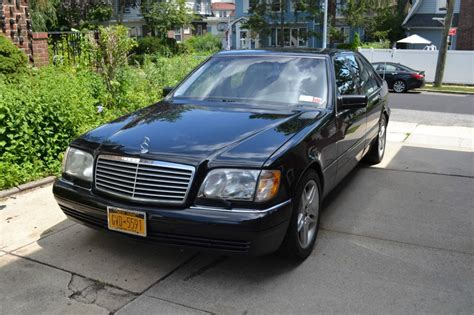 1997 mercedes s600 w140 v12 for sale