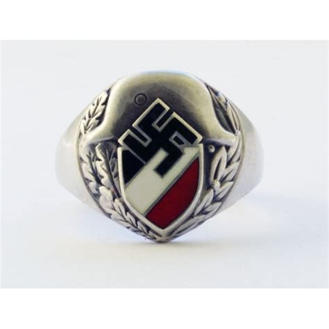 world war ii german silver ring germanrings