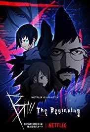 B Anime Imdb by B The Beginning Tv Series 2018 Imdb